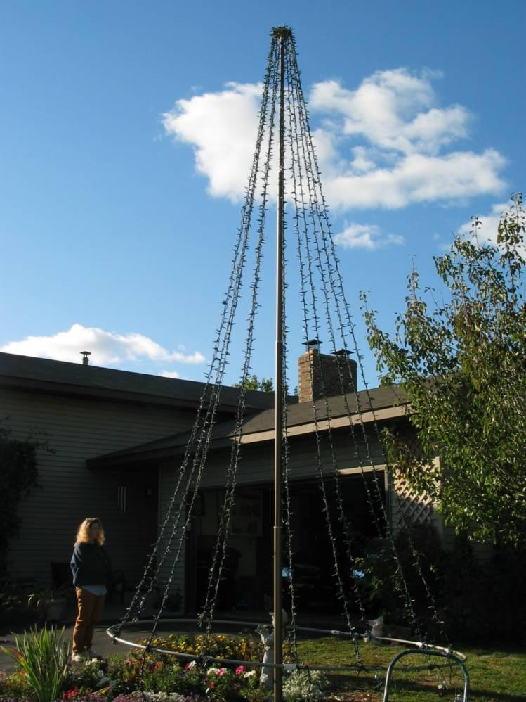 Plymouth Lights Original Mega Tree